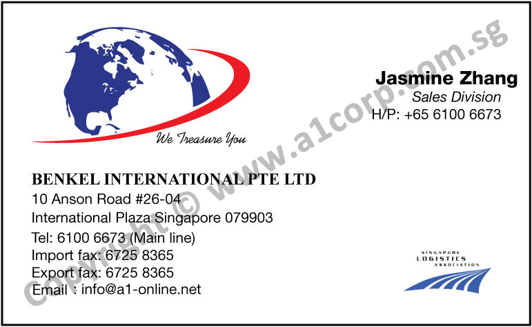 Get Your New Business & Name Card Printing in Singapore Quality and Fast
