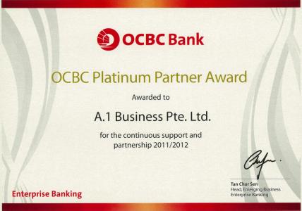 ocbc-1 platinum