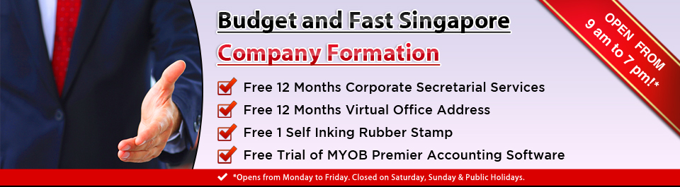 Budget and Fast Singapore Company Formation