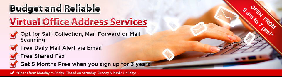 Budget and Reliable Virtual office Address Services