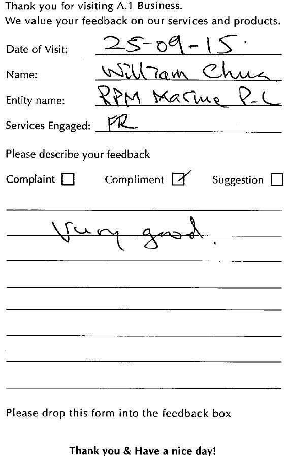 A1-Corp-Testimonial-RPM-Marine-Pte-Ltd
