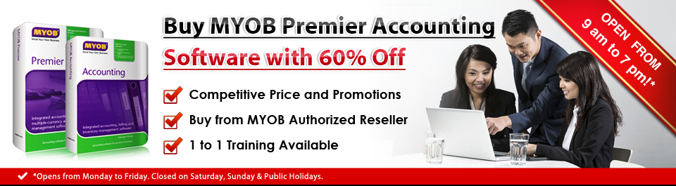 Myob Premier Accounting