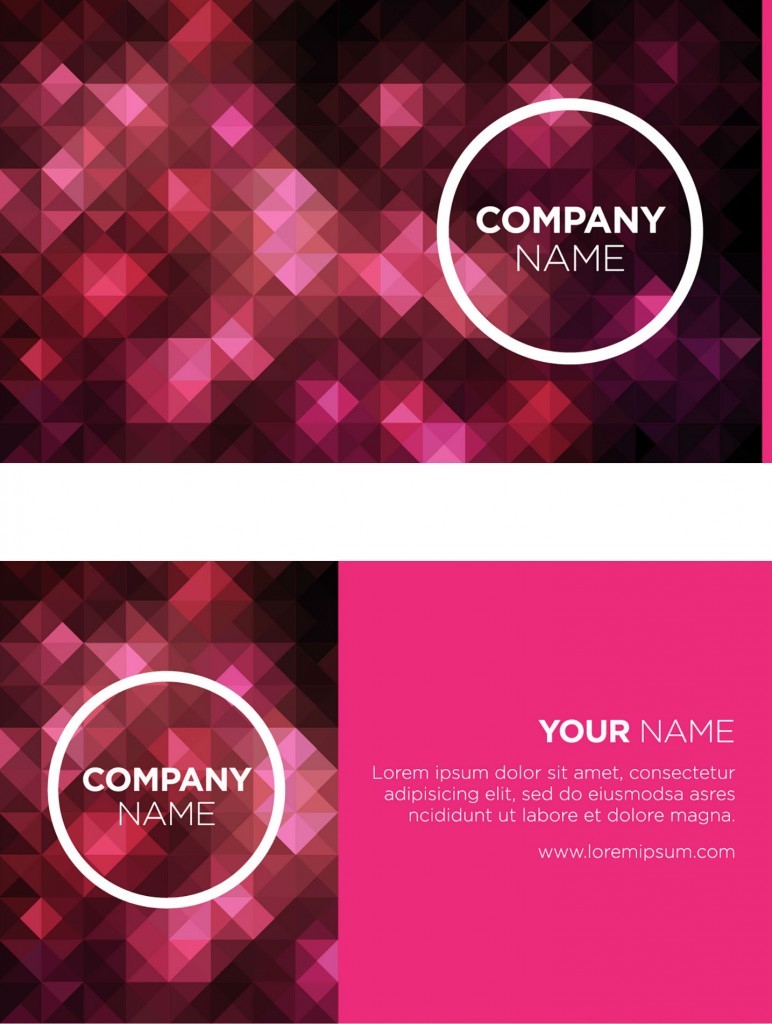 Create a better impression for business cards