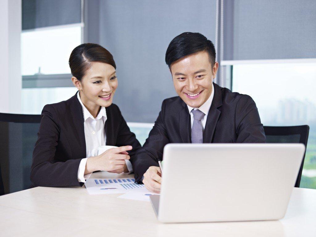 Effective conversation of working partners