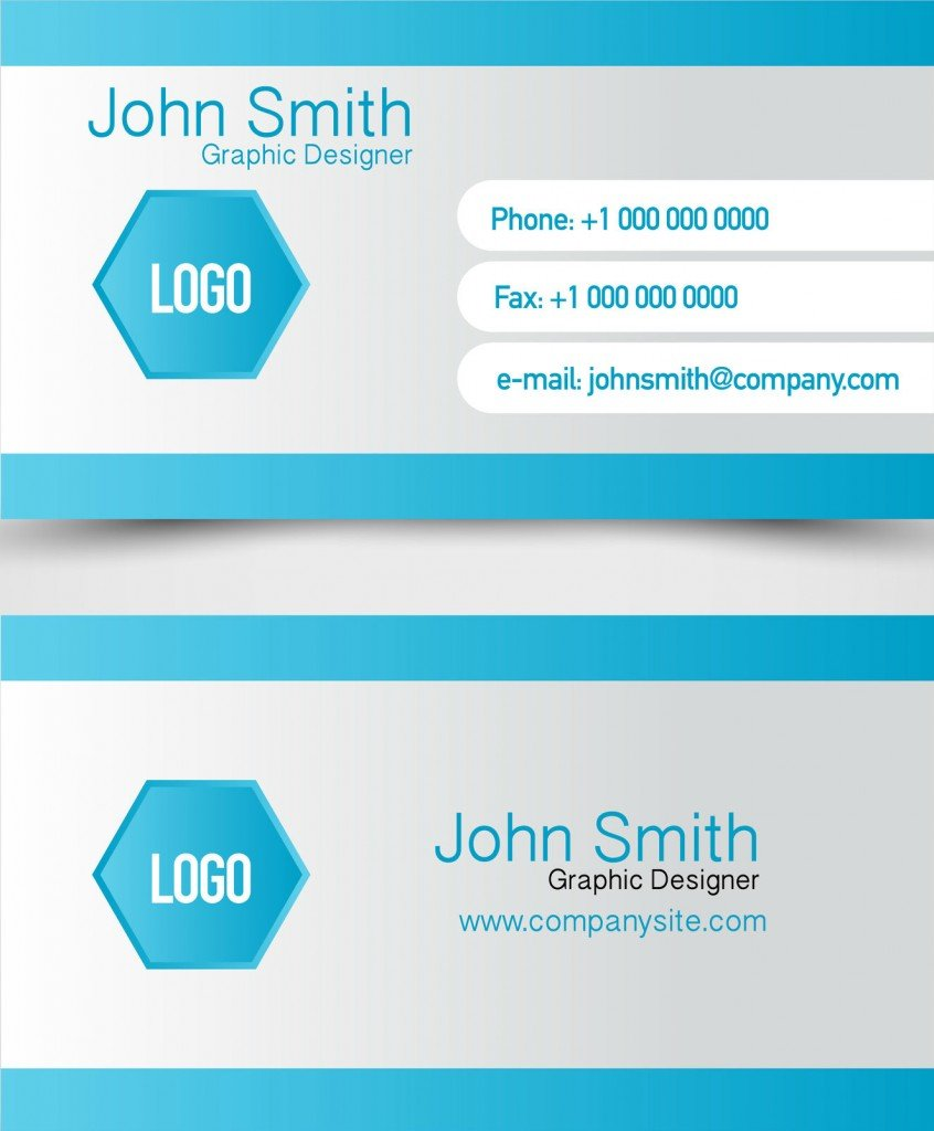 Name Card Design Creation