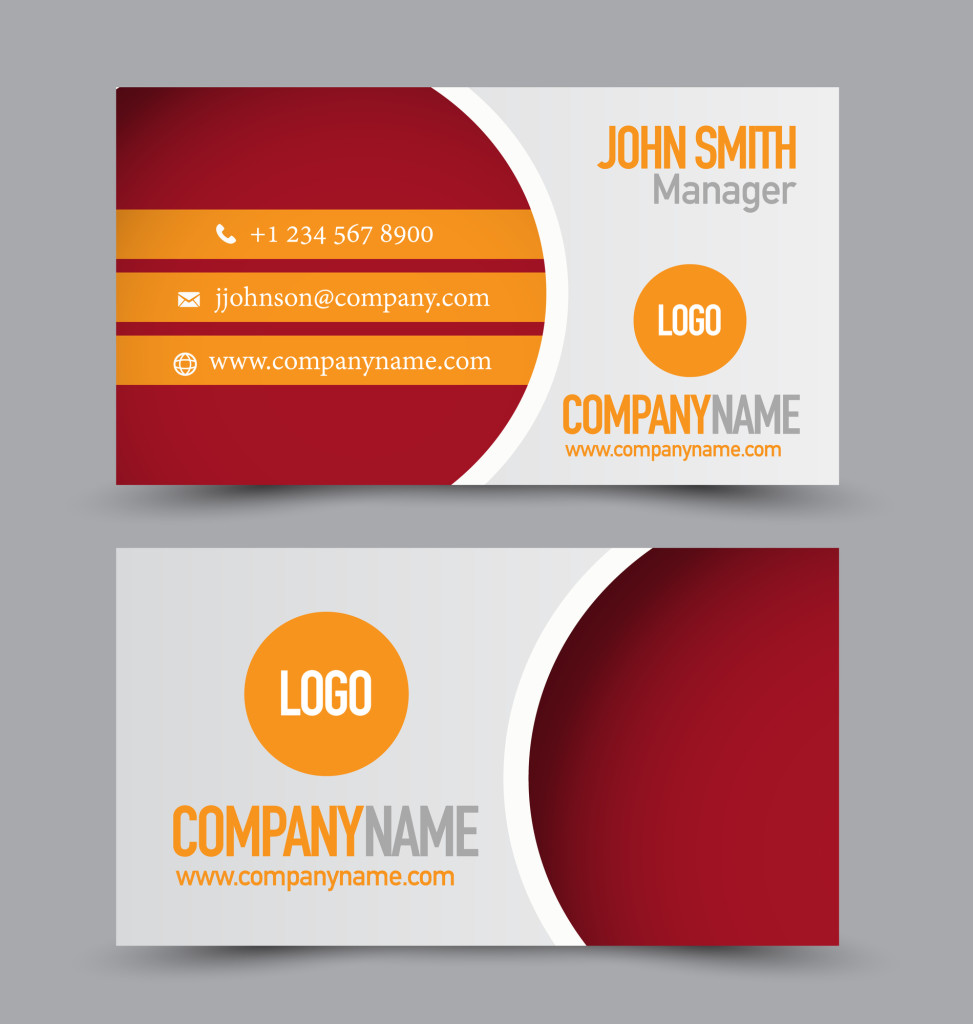 Name Card Design Quality