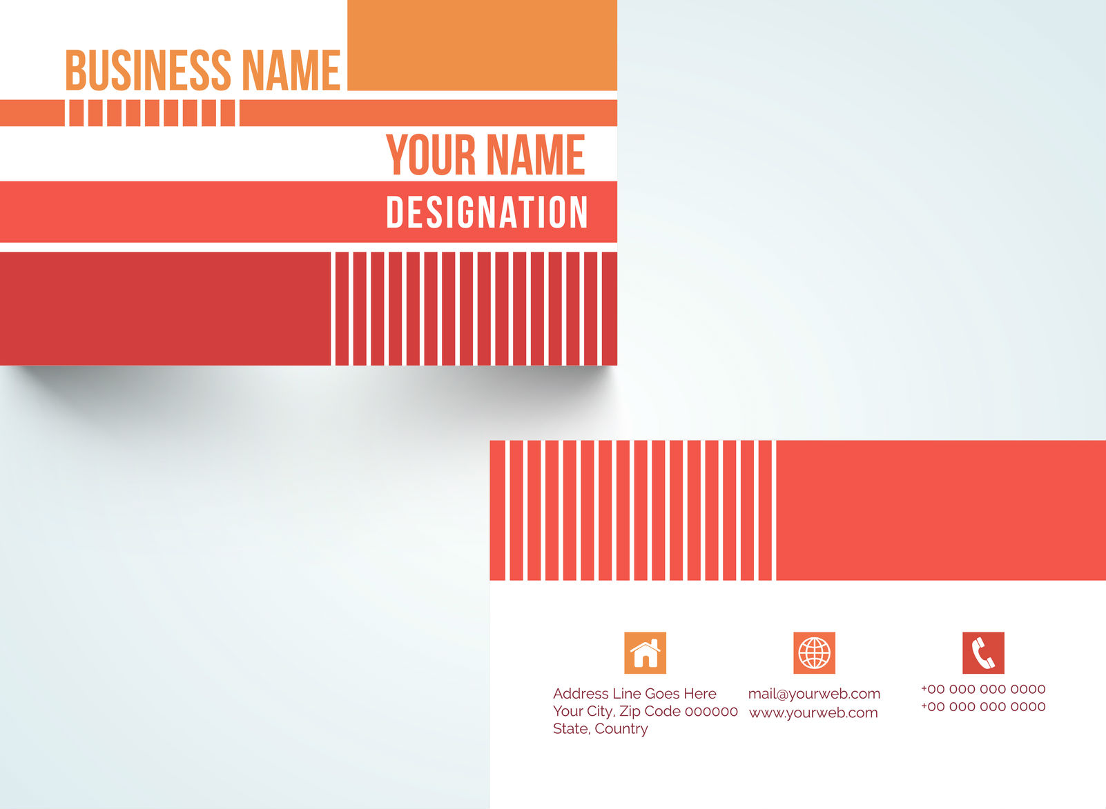Name Card Printing Procedure