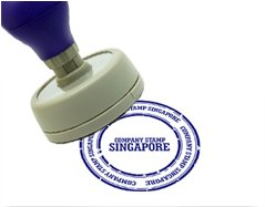 rubber stamps singapore